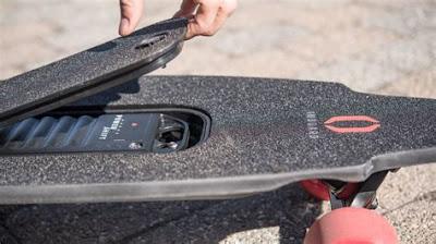 Patinetas eléctricas skateboarding