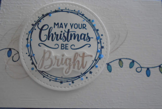Christmas 2019, Craftyduckydoodah!, Making Christmas Bright, Supplies available 24/7 from my online store, Susan Simpson UK Independent Stampin' Up! Demonstrator