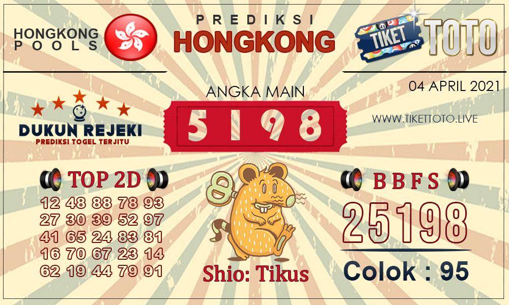 Prediksi Togel HONGKONG TIKETTOTO 04 APRIL 2021