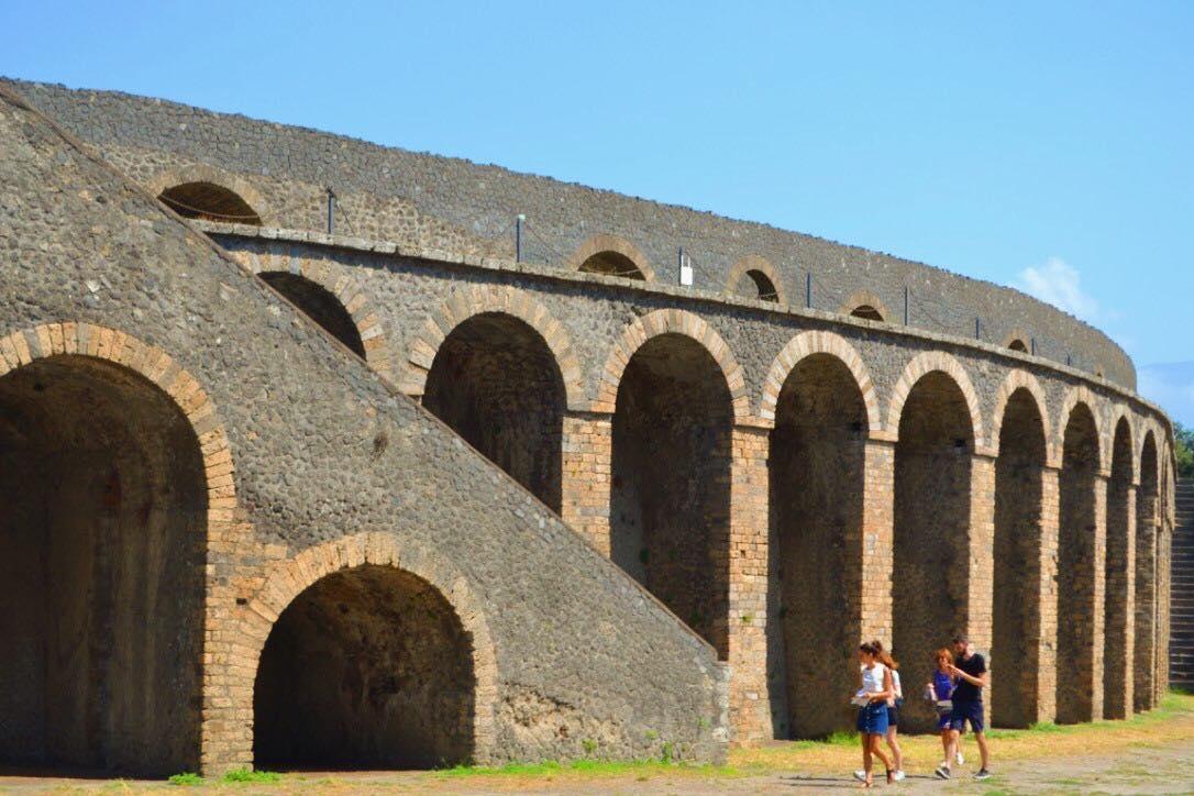 Amphitheatre of Pompeii