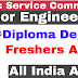 Public Service Commission Junior Engineer Recruitment 2020 | WBPSC Recruitment 2020