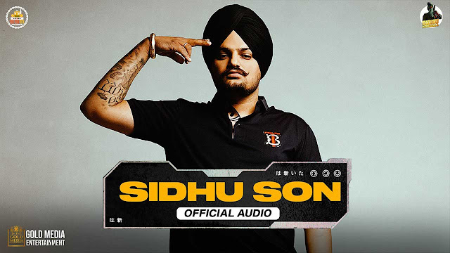 Sidhu Son Lyrics - Sidhu Moose Wala   Moosetape