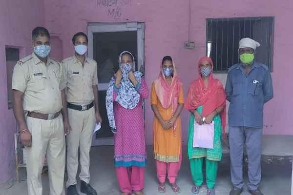 police-chowki-naveen-nagar-faridabad-news
