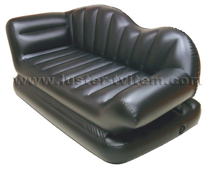 Tv Teleshopping Present Air Sofa Cum Bed