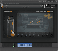 Pettinhouse FunkyBass KONTAKT Library