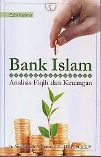 BUKU BANK ISLAM ANALISIS FIQIH DAN KEUANGAN