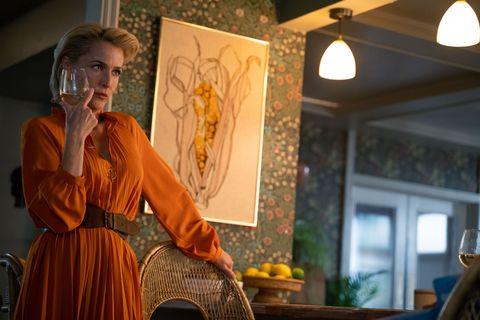 Gillian Anderson 2ª Temporada de 'Sex Education'