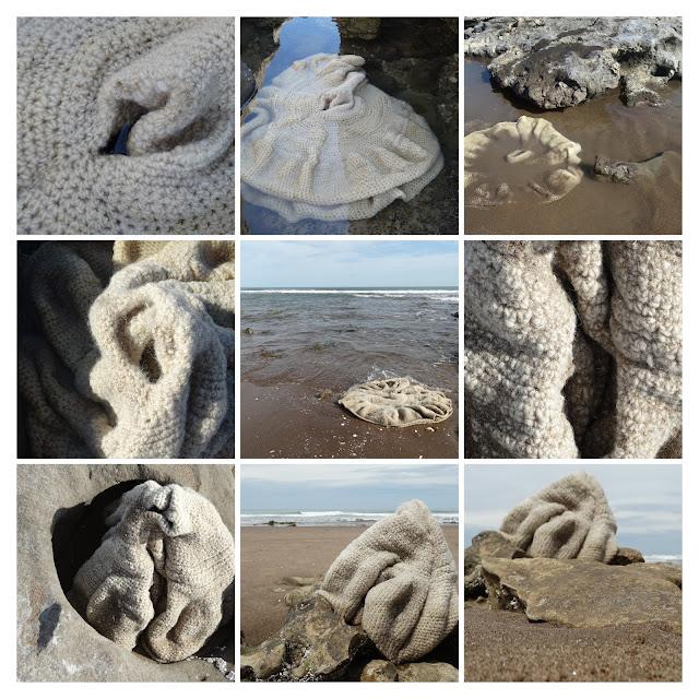 arte textil-arte contemporaneo-intervencion artistica- Laura Mozzi