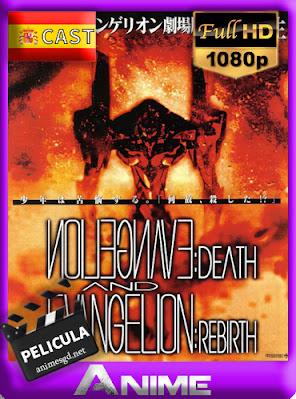 Neon Genesis Evangelion: Death & Rebirth (1997) [Castellano] [1080p] [GoogleDrive] AioriaHD