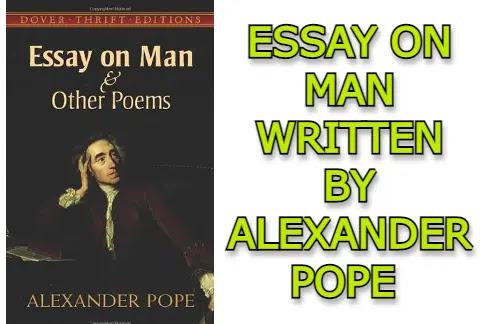 Essay on Man | Alexander Pope