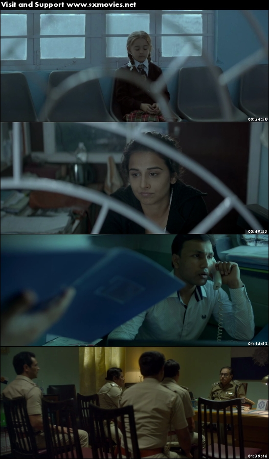 Kahaani 2 2016 Hindi 480p HDRip