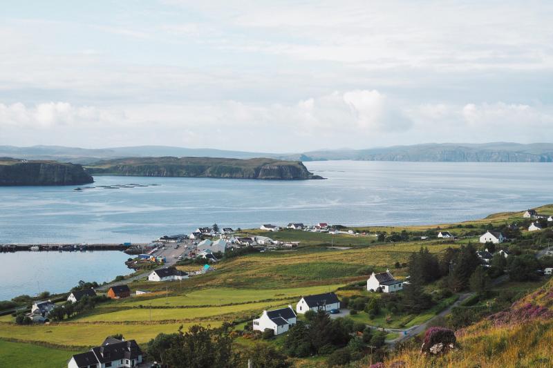 Découvrir l'île de Skye en Ecosse
