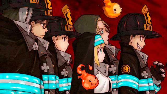 Fire Force : En que manga continua el anime