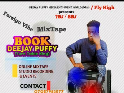 [mixtape] DJ puffy || foreign vibe mixtape Guntaramera