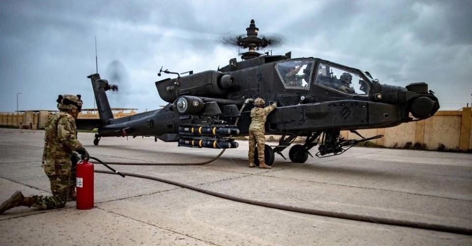 США розробляють автономну систему дозаправки гелікоптерів
