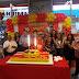 Dia D do aniversário Armazém Paraíba teve corte do bolo em Campo Maior