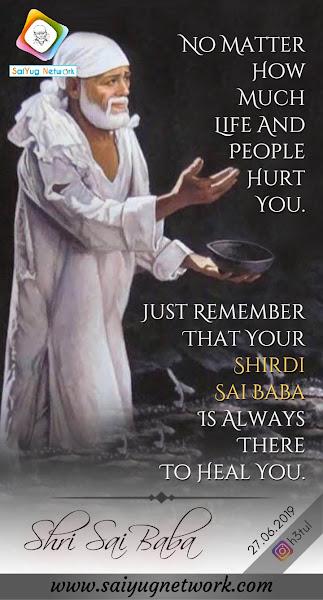 Shirdi Sai Baba Blessings - Experiences Part 2866