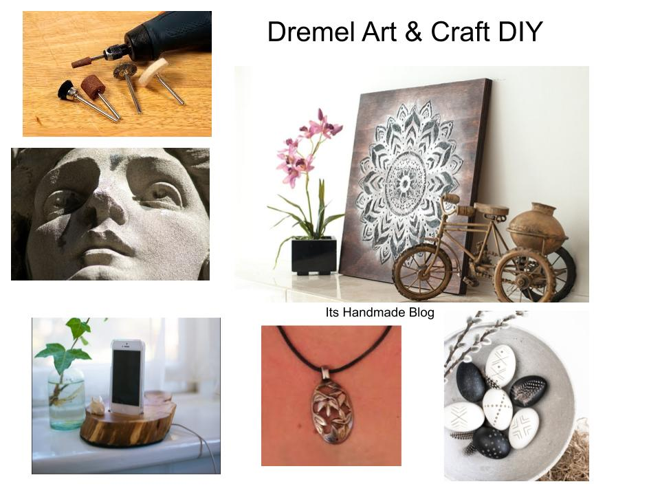 5 art and craft projects using a dremel tool