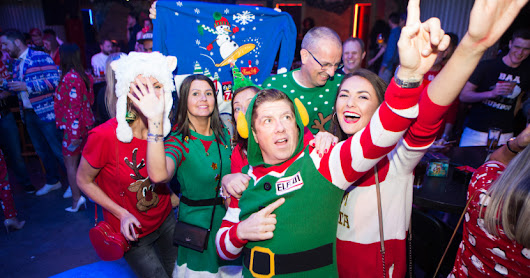 BEST CHRISTMAS PARTIES DUBAI 2018