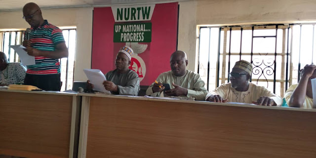 NURTW Set For Gubernatorial Election in Plateau  State The plateau state national union of road transport worker hold their general meeting towards the gubernitorial election in plateau state,