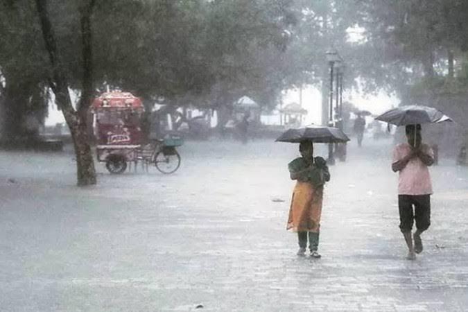 Rain News In Gujarat
