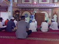 Malam Nisfu Sya'ban Di Baiturrahman dan Darussalam Bojonggede Dipadati Jamaah