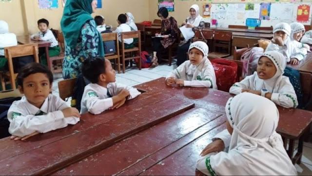Daftar Daerah Yang Tidak Melaksanakan Pembelajaran Tatap Muka Semester Genap