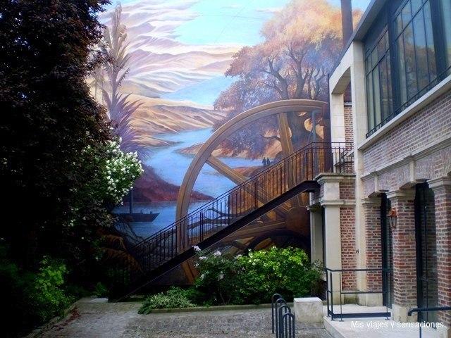 Casa de Julio Verne, Amiens, Picardia, Francia