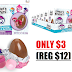 6 Pack of Finders Keepers My Little Pony Milk Chocolate Candy Egg & Toy Surprises $3 (Reg $12) + Free Shipping With Amazon Prime or $25 Order
