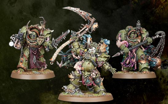 Pre-Orders: Blightlord Terminators, Firestorm and More