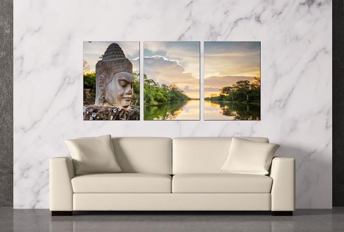 Czym są obrazy częściowe i do jakich pomieszczeń warto je stosować?