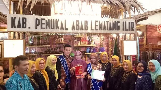 PALI Raih Stand Terbaik Antar Provinsi se-Indonesia