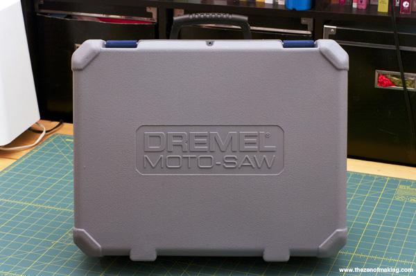 Đánh giá máy cưa lọng Dremel Moto Saw