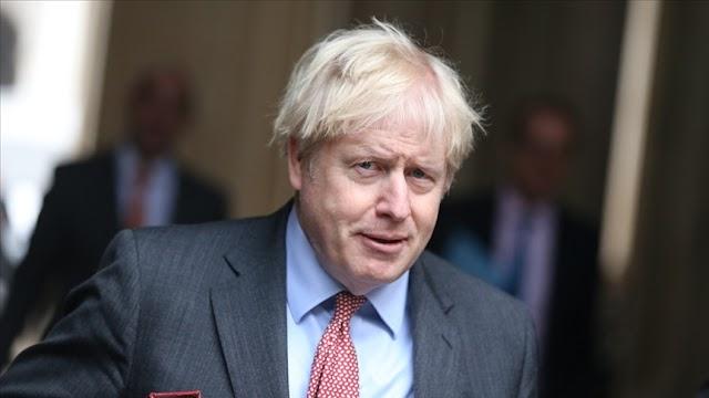 Boris Johnon: Kovid-19'un İngiltere'de görülen türü daha ölümcül olabilir!