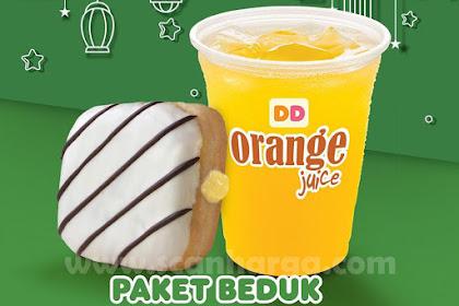Promo Dunkin Donuts Terbaru 1 Mei - 4 Juni 2019
