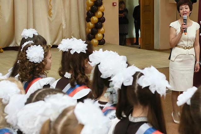Прозвенел последний звонок для 900 выпускников Сергиев Посад