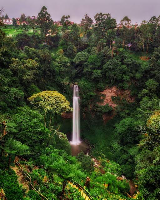 Wisata Air Terjun Bandung