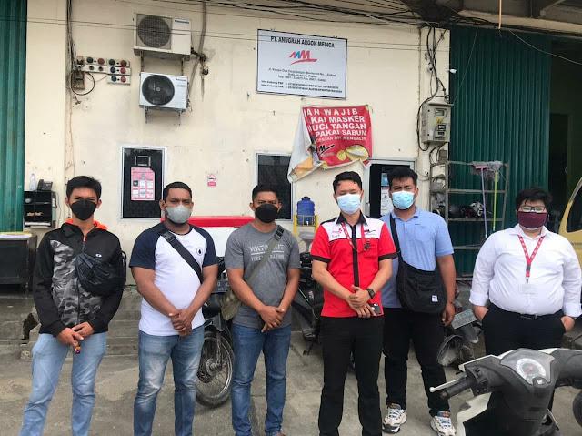 Antisipasi Naiknya Harga Obat, Polisi Lakukan Pemeriksaan Gudang Obat di Kota Jayapura
