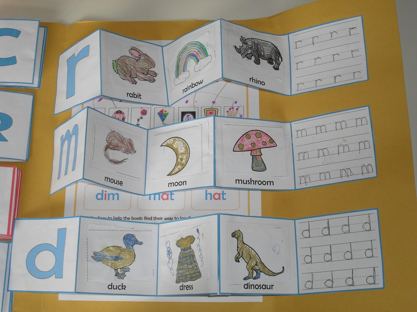 A Muslim Homeschool Jolly Phonics