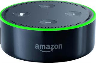 Echo Dot (2nd Generation) - Smart speaker with Alexa - Black Buy Online