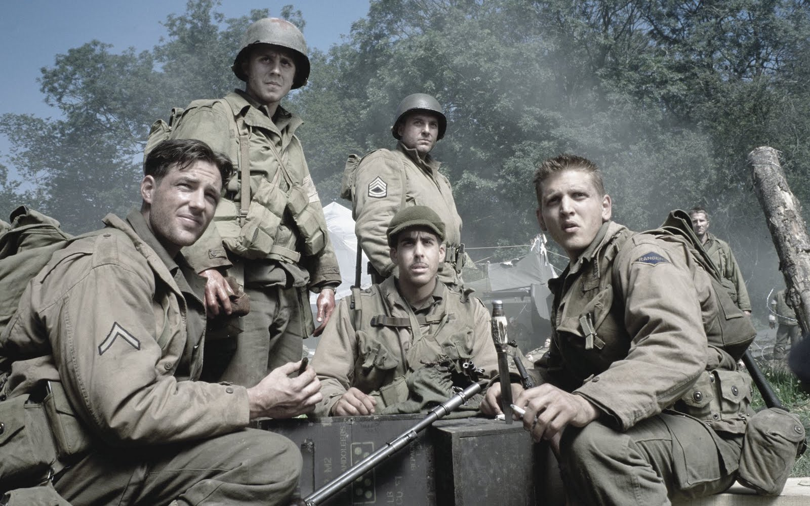Year 10 saving private ryan essay