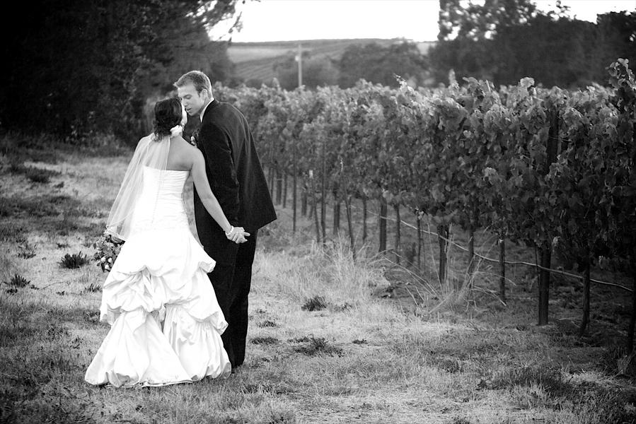 {Real Wedding} Megan & Lucas: California Vineyard Wedding