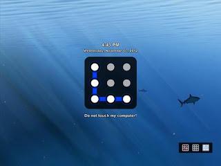 برنامج Eusing Maze Lock 2020 قفل متقدم وتشفير للملفات عن طريق رسم خطوط وأشكل معقدة تربط بين عدة نقاط على شاشة جهاز الكمبيوتر