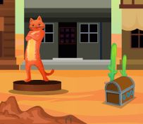 Play AjazGames Jaggu Cat Escap…