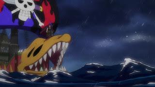 ワンピースアニメ ワノ国編   ユースタスキッド 海賊船   ギザ男   CV.浪川大輔   EUSTASS KID   ONE PIECE   Hello Anime !