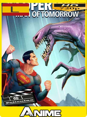 Superman: Hombre del Mañana (2020) HD[720P] latino[GoogleDrive] DizonHD
