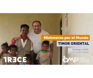 Testimonio misionero