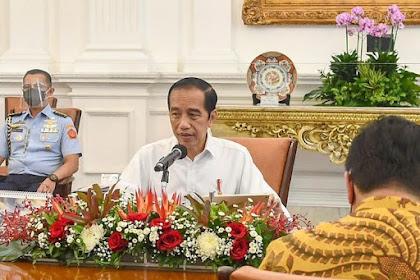 Harus Cermat, Bantuan Sosial Yang Disalurkan Di 2021 Tidak Ada Potongan Sedikitpun Tegas Jokowi