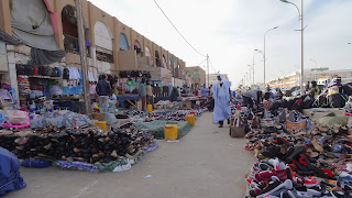 Nouakchott has enough shoes for everyone