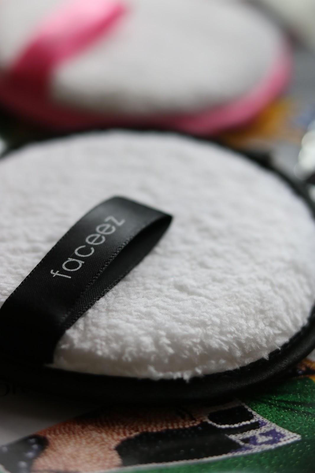 faceez micro fiber make up remover make up nur mit wasser